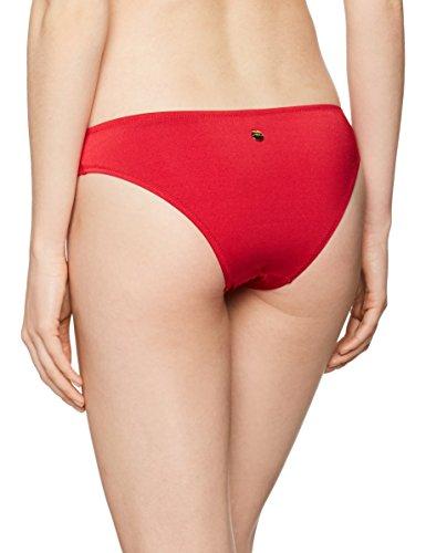LOVABLE, Braguita de Bikini para Mujer Rojo