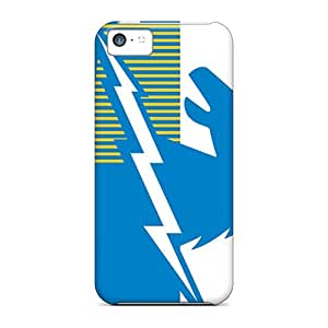 Hot Tpu Cover Case For Iphone/ 5c Case Cover Skin - San Diego Chargers