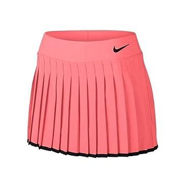 dc540b18c1cf9 Nike Court Victory Jupe de Tennis Femme  Amazon.fr  Sports et Loisirs