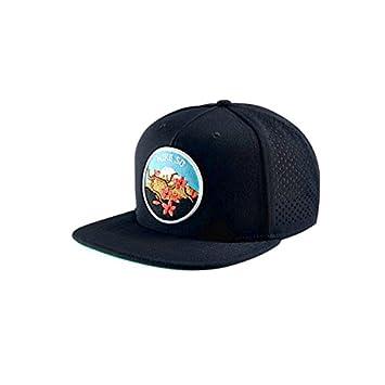 Nike SB Cherry rendimiento camionero gorra negra de skate: Amazon ...