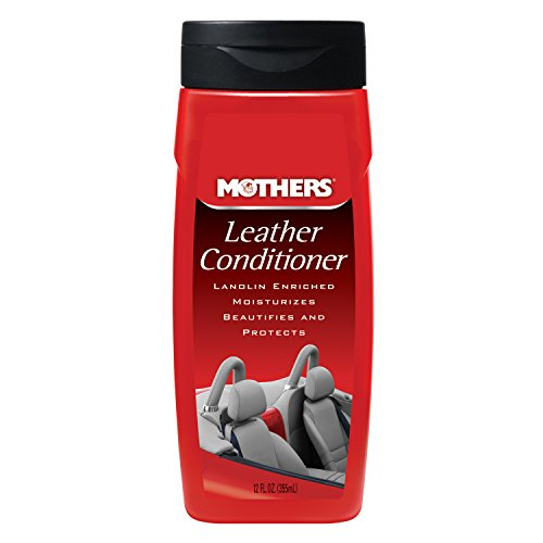 Mothers 06312 Leather Conditioner-12 oz - Mothers Leather Conditioner