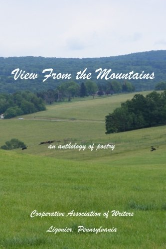 View From the Mountains: an anthology of poetry