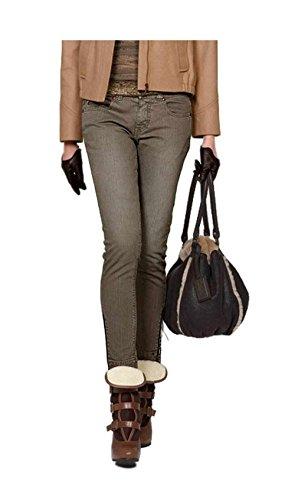 apart jeans 7 kaki Vert slim 8 Kaki g0xPf7
