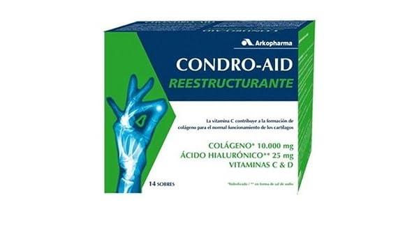 Arkopharma Condro-Aid Reestructurante Arkopharma 14 sobres ...