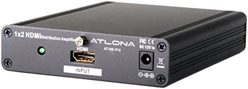 1X2 HDmi ver. 1.3 Distribution Amplifier is A Unique Device That Allows Users