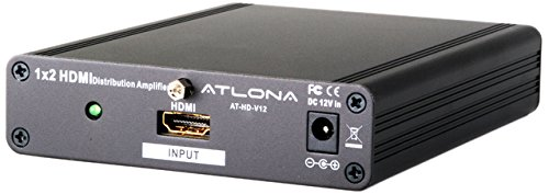 1X2 HDmi (ver. 1.3) Distribution Amplifier is A Unique Device That Allows Users ()