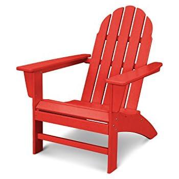 Amazon Com Margaritaville Outdoor Adirondack Chair It S