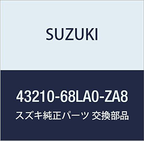 SUZUKI (スズキ) 純正部品 ホイール 品番43210-68LA0-ZA8 B01N95C9YQ