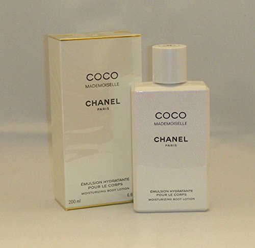 [Paris Fragrance] COCO MADEMOISELLE MOISTURIZING BODY LOTION 200 ML / 6.8 OZ.