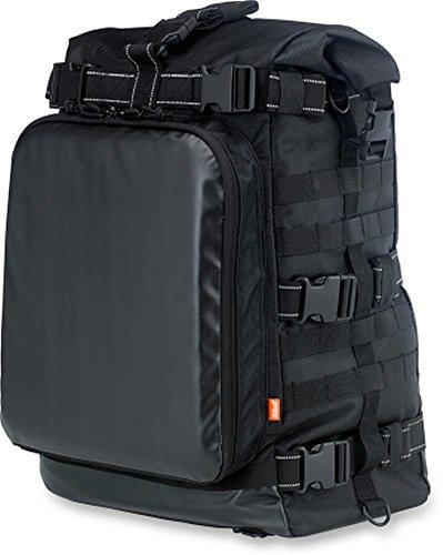(Biltwell Inc. Black EXFIL-80 Bag BE-XLG-80-BK)