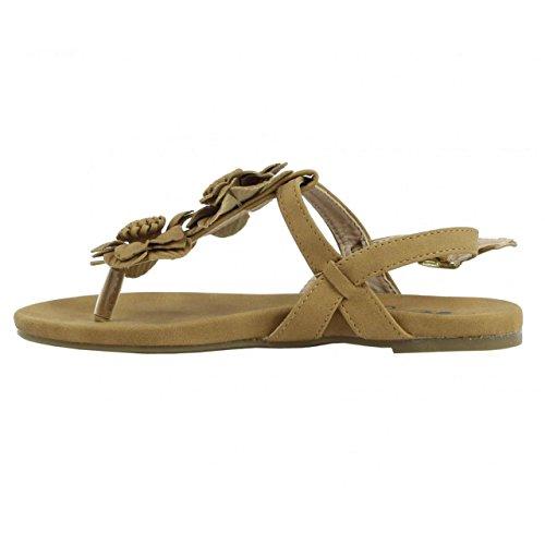 Sandales pour Fille XTI 52374 C CAMEL