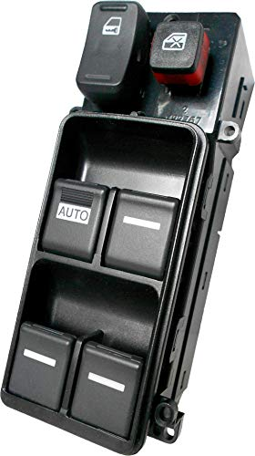 SWITCHDOCTOR Window Master Switch for 2005-2010 Honda ()