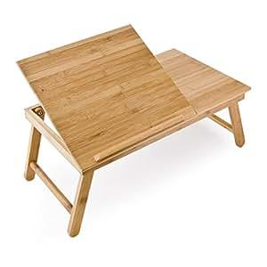 Mesa para portátil con soporte ajustable