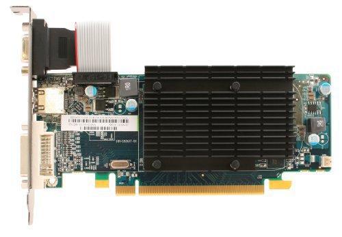 82 opinioni per Sapphire Radeon HD5450 Scheda Video da 512 MB, Nero