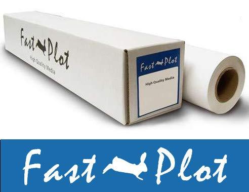 - FastPlot Outdoor Scrim Vinyl Banner 15 mil - Waterproof 400g - 42