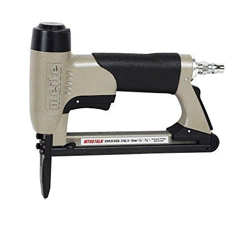 meite MT8016LN Upholstery Stapler - 21 Gauge 80 Series 1/...