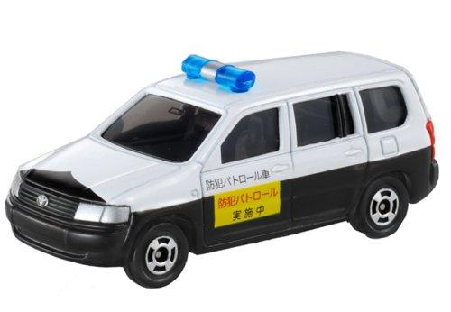 1/57 トヨタ プロボックス 自主防犯パトロールカー(ホワイト×ブラック) 「トミカ No.23」の商品画像