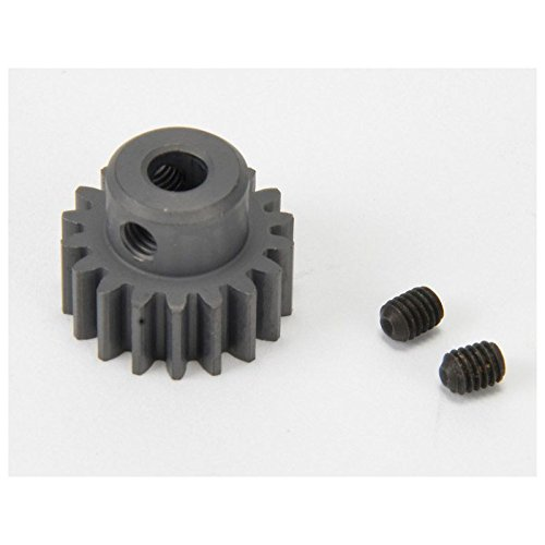Carson 500906207 1: 8 Bl M1 Steel Sprocket, 18 Teeth