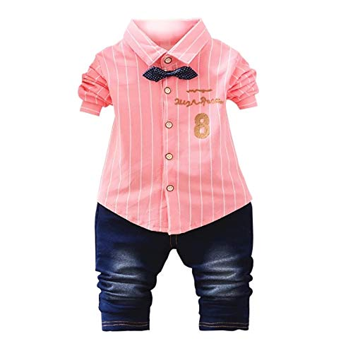 2f9311622f4c A P Boutique Baby Boys Shirt Pant Set Imported Birthday Party Wear Clothes  Casual Shirts