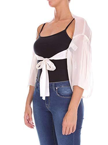 Ferretti Femme A02231615 Châle Blanc Alberta PApqwq
