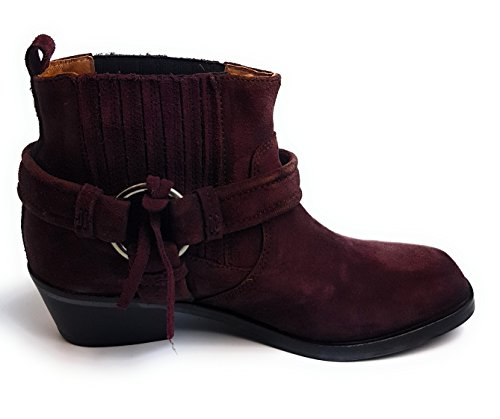 DIESEL Damen Schuhe Stiefeletten  SQUAR  HARLESS Women Pumps Heels - Y01010 PR047 Farbe: Violett (T5115) - Gr.: EU39 / US 8.5 / JPN 25.5