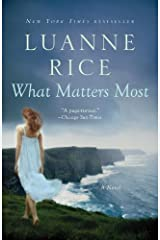 What Matters Most: A Novel Kindle Edition