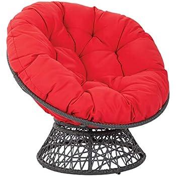 Amazon Com Best Selling Modern Round Chair Orange