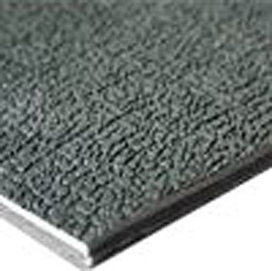 Dynamat 21206 DynaDeck 54'' Wide x 6' Long x 3/8'' Thick Vinyl Waterproof Non-Adhesive Floor Liner by Dynamat