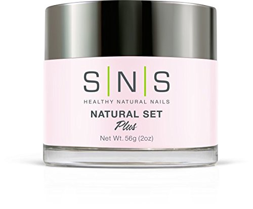 SNS Natural Set Nail Dipping Powder - Powder Set