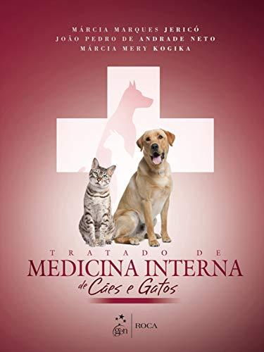 Tratado Medicina Interna Cães Gatos ebook