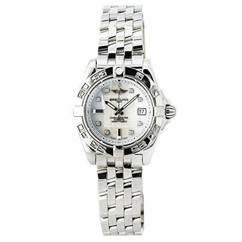 Breitling Cockpit - Breitling Cockpit quartz womens Watch A71356 (Certified Pre-owned)