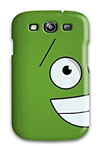 Flexible Tpu Back Case Cover For Galaxy S3 - Smile If You Are Alive
