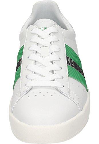 Homme Baskets Weiß Bikkembergs 2096 Bianco Cosmos wfz8q0qxt