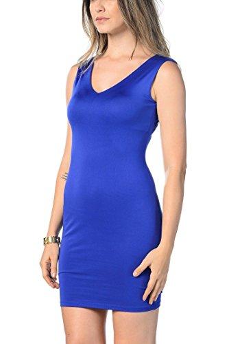 Dewberry - Vestido - para mujer SAX