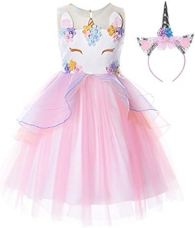 JerrisApparel Unicorn Costume Pageant Princess product image
