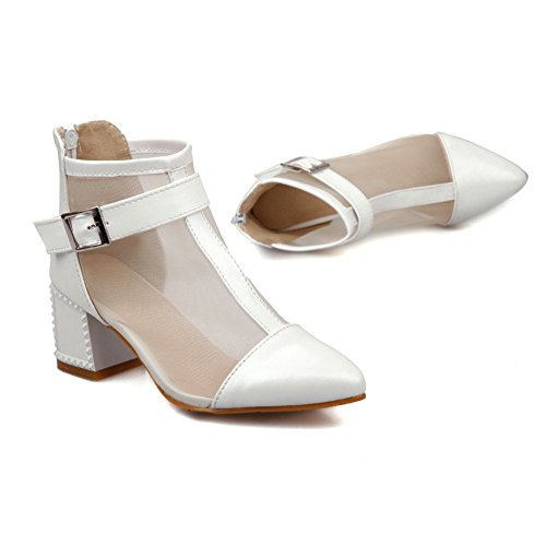 Adee , Sandales pour femme - Blanc - blanc, 38 EU