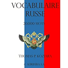 Vocabulaire Russe (French Edition)