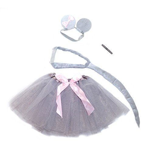 Bee Tutu Costumes (Mighty Little Mouse Pretty Princess Tutu Costume Set)