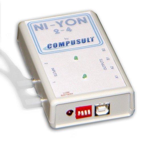 Ni-Yon Switch Control Box by Compusult
