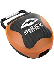 Shock Doctor Mouth Guard Case Keep Your Mouthguard Clean Safe Reduces Exposure