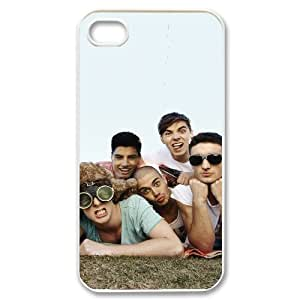 DDOUGS The Wanted DIY Cell Phone Case for Iphone 4,4S, Discount The Wanted Case