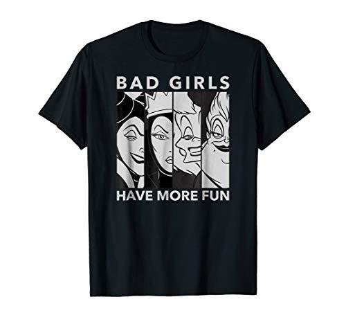 Disney Villains Bad Girls T -
