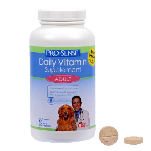 Pro Sense Adult Multivitamin, Chewable, 90 Tablets, My Pet Supplies
