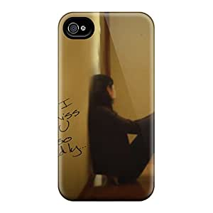 Premium Miss U Heavy-duty Protection Case For Iphone 4/4s