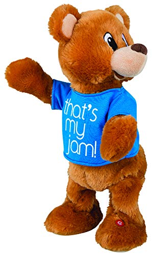 Gemmy Twerking Bear Bluetooth Plush – Compatible with Alexa