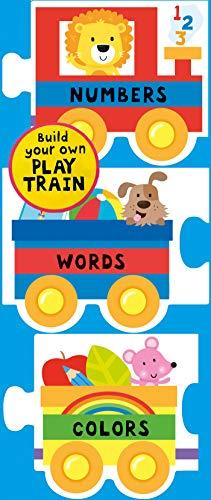 Chunky Set: Play Train (Chunky 3 Pack)