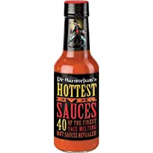 Dr. Burnörium's Hottest Ever Sauces: 40 of the finest face-melting hot sauces revealed