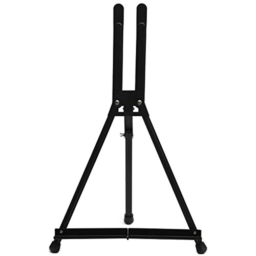 Easels Adult Aluminum Field For Painting - Adjustable Drawing Tripod, Holder, Stand With Handy Carrying Storage Bag For Indoor Table-Folding Art Bracket Top Floor Drawing Field Painting Sketching