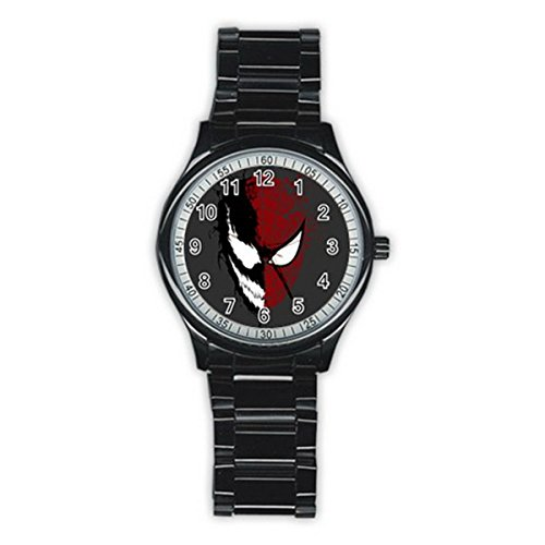 Gray Devil Spider Hero Monster MBS217 New Fashion Men's Wrist Watches Stainless Steel