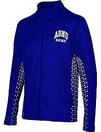 Mens Ateneo de Manila College Geometric Full Zip Jacket (Apparel)